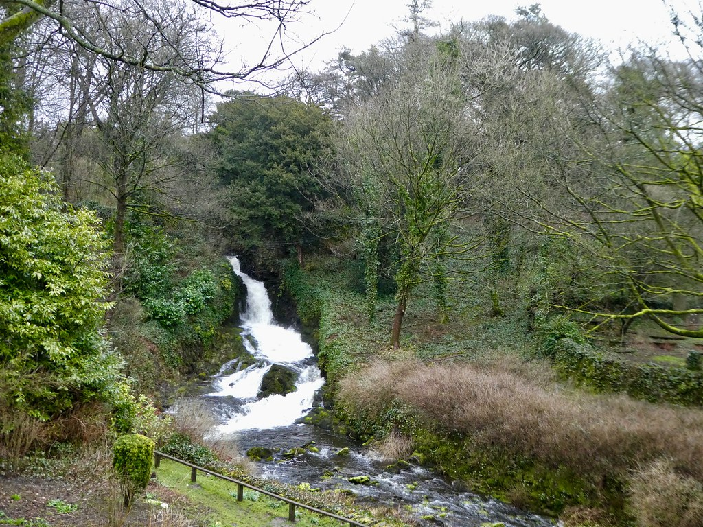 Clapham Beck Waterfall