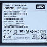 SSD WD Blue 3D Nand 9