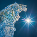 Ice Lion by Tore Thiis Fjeld