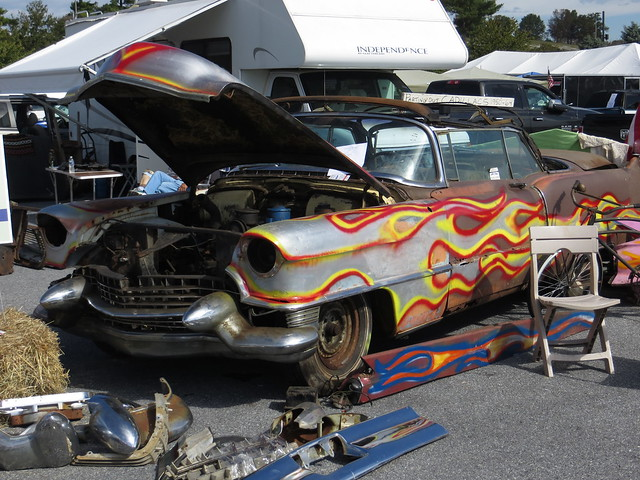 Flaming Junker