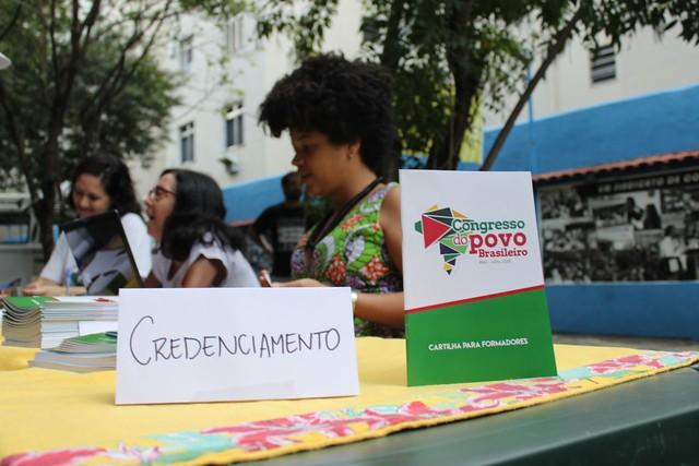 No último final de semana, seminário reuniu pessoas para serem organizadores do projeto em todo o estado - Créditos: Rodrigo Marcelino