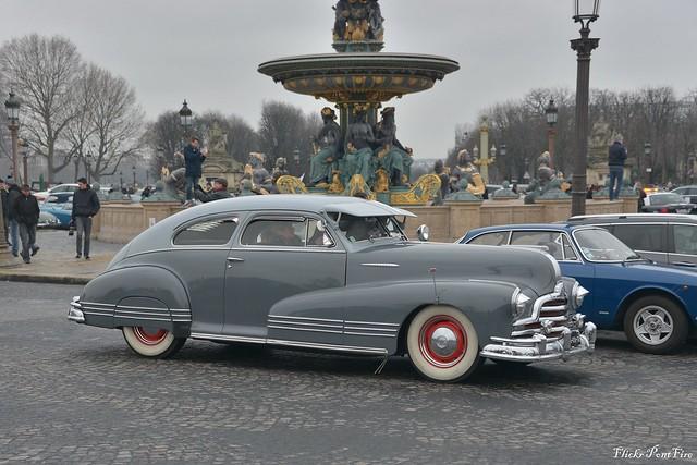 1947 Pontiac Parisienne !-)
