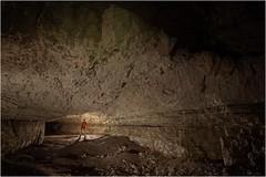 Grotte de l'Ermitage, vers Vaucluse