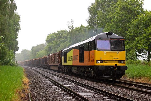 Class 60 - 60096