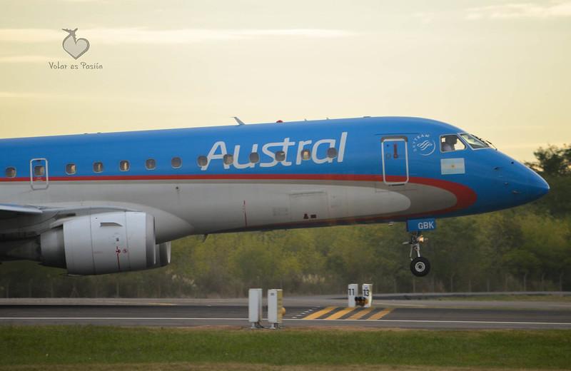 Austral - Embraer 190