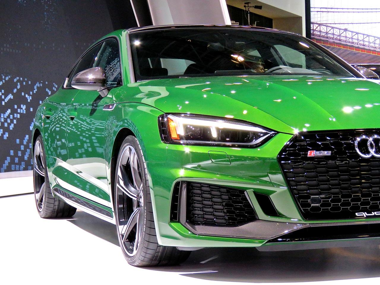Audi RS5 Sportback NYIAS 2