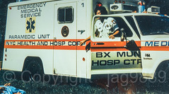 NYC Emergency Medical Services (EMS) Museum, Fort Totten, New York City