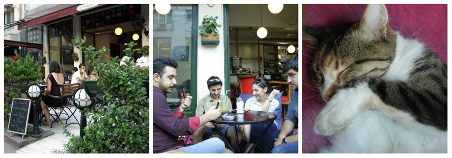 Eten en drinken in Istanbul, Café Firuz Café | Mooistestedentrips.nl