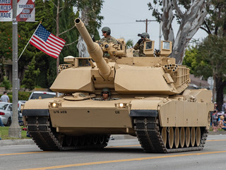 US Army M1A1 Abrams Tank | by mark6mauno