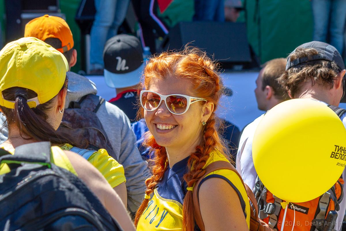 Саратовский Велопарад Тинькофф 2018 фото 21