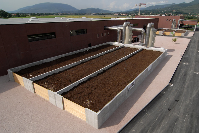 Inaugurazione Foligno Biometano
