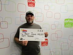 Brett Judkins- $40,000 Mega Millions