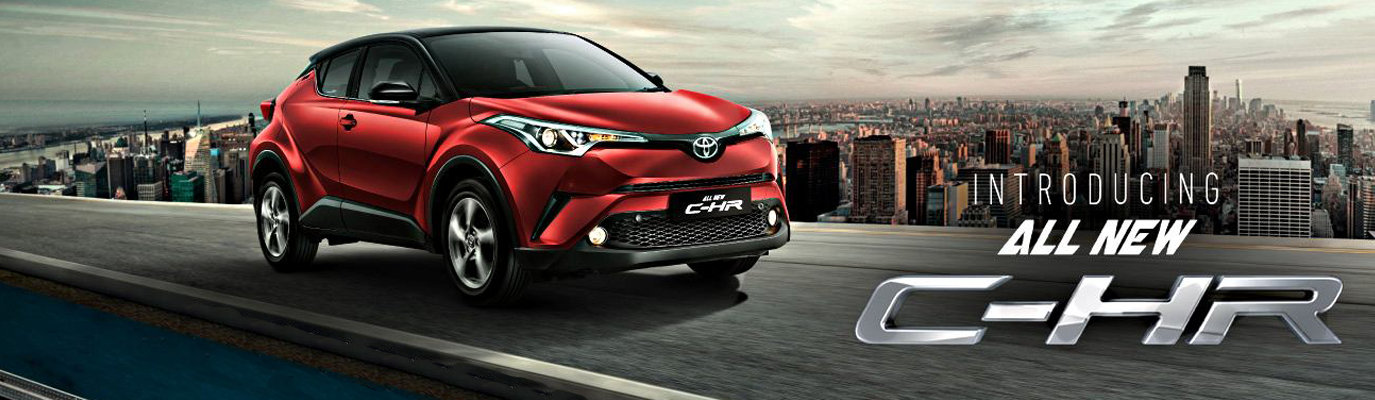 Mobil New Toyota Chr 2018 di Jakarta