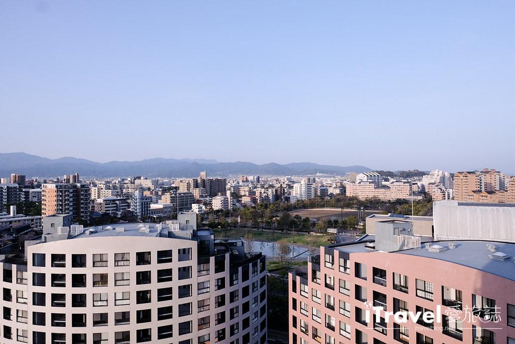 福冈饭店推荐 The Residential Suites Fukuoka (38)