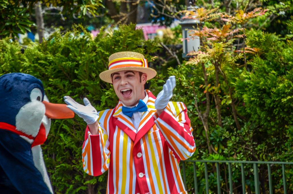 Bert Penguin Dream Up TDL