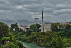Tormenta sobre Mostar - Bosnia