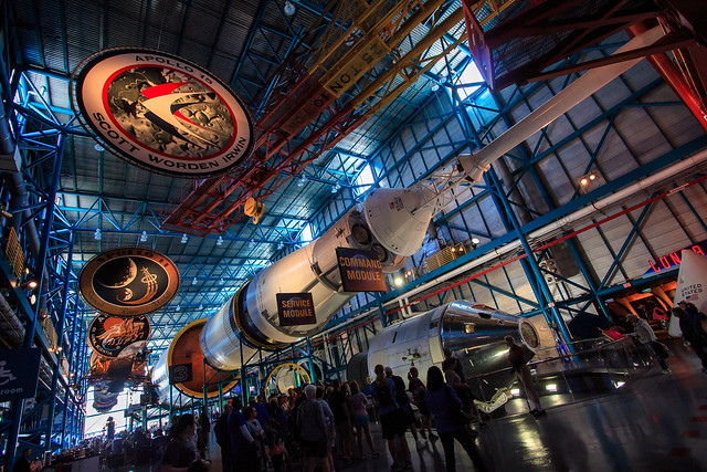 The Saturn V, Canon EOS REBEL T4I, Canon EF-S 10-22mm f/3.5-4.5 USM