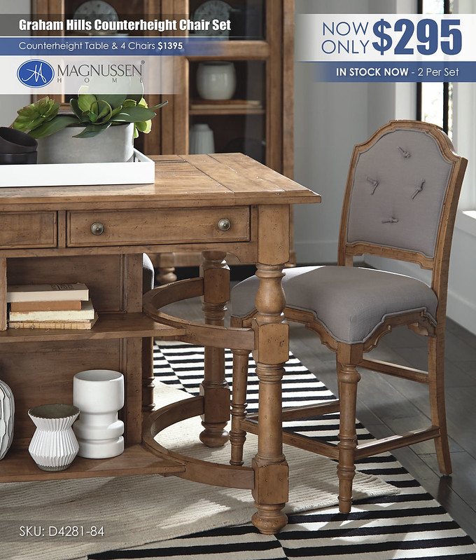 Counter Height Chairs_(4L) D4281-42_DET