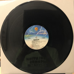 THE BLACKBYRDS:BETTER DAYS(RECORD SIDE-A)