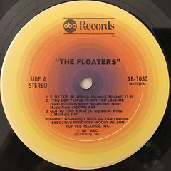 FLOATERS:FLOATERS(LABEL SIDE-A)