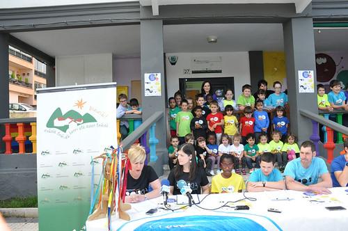 Eskola Txikien Festaren aurkezpena 2018, Oikian
