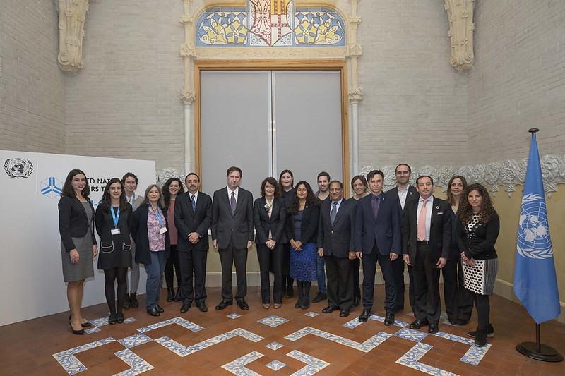 International Migrants' Day at UNU-GCM Barcelona