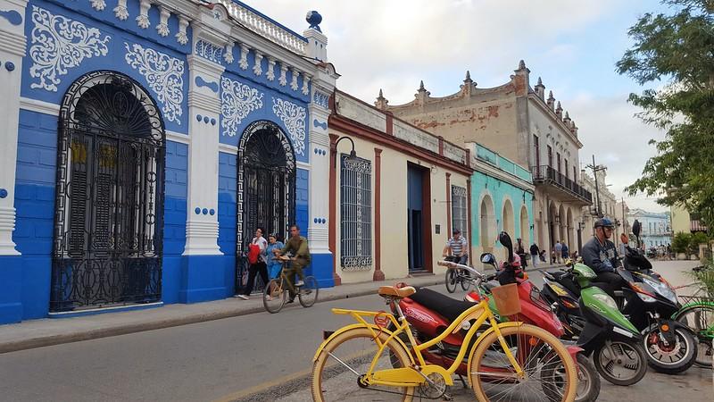 Camagüey, CUBA, January 2018
