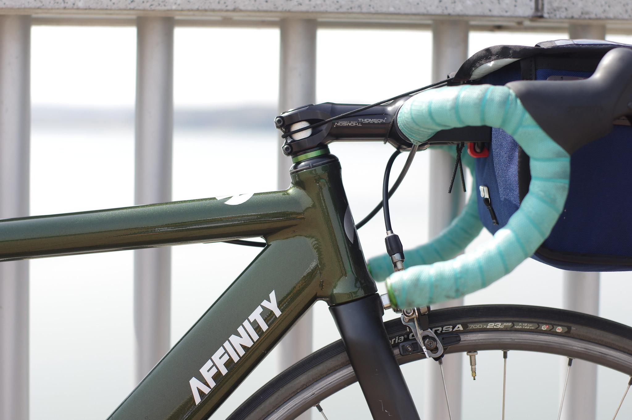 Tommy's *AFFINITY CYCLES* kissena