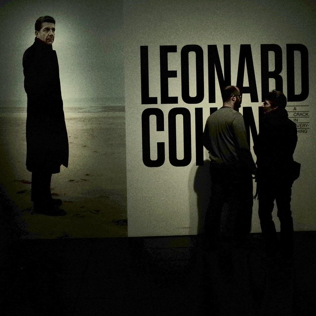 Leonard Cohen :