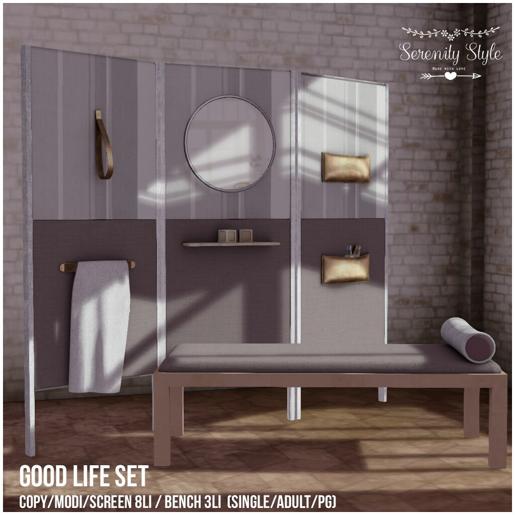 Serenity Style-Good Life Set
