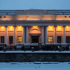 State Russian Museum, Corpus Benua