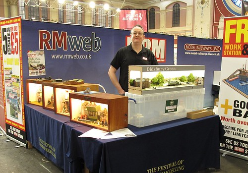 BRM stand
