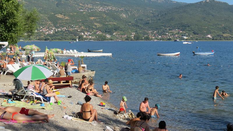 Que ver Lago Ohrid Macedonia 11