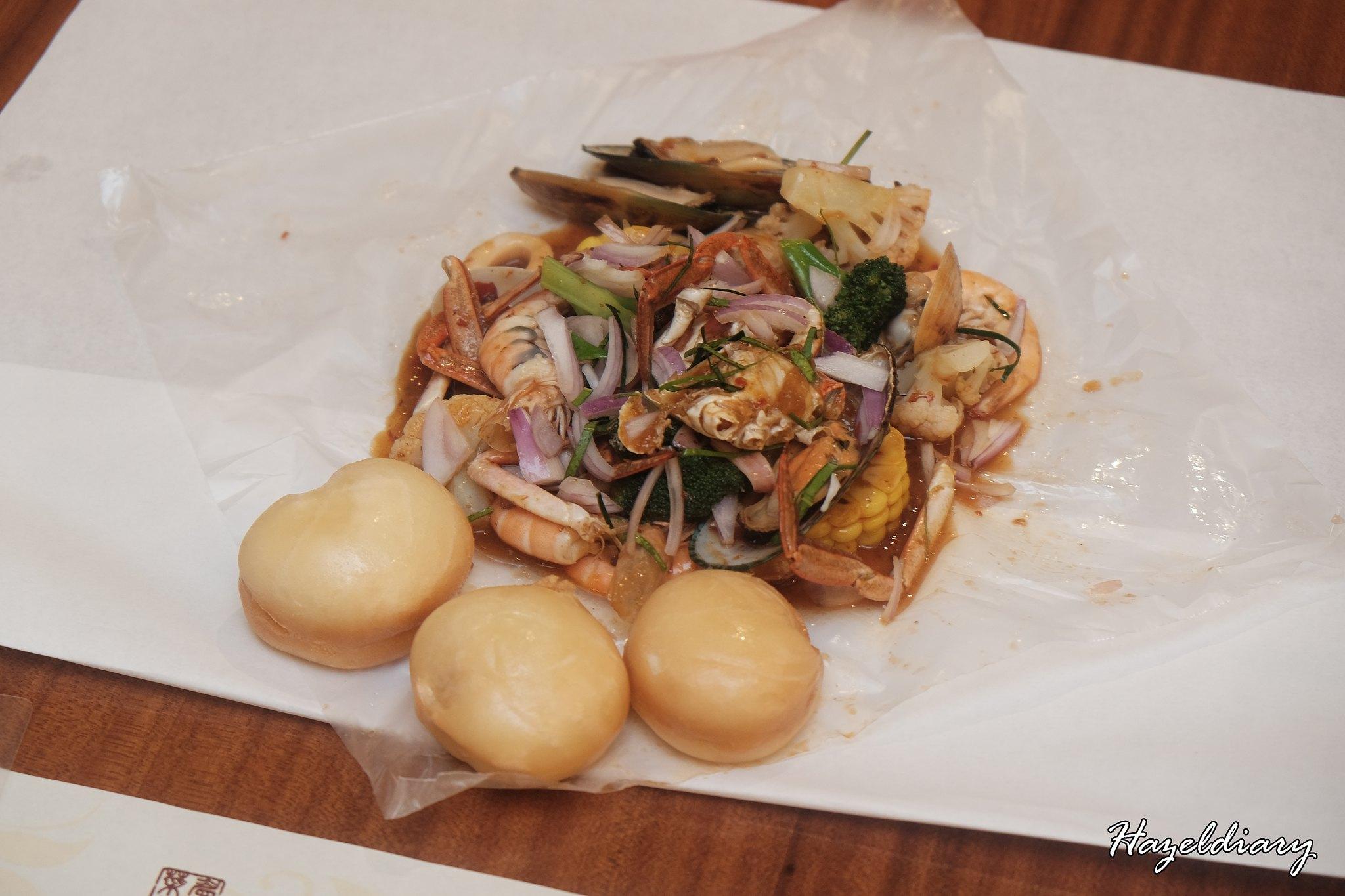 Seri Mutiara Restaurant at Mutiara Hotel JB-Shellout Seafood