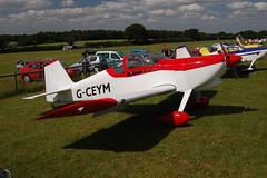 G-CEYM Vans RV-6 (PFA 181A-14595) Popham_140609