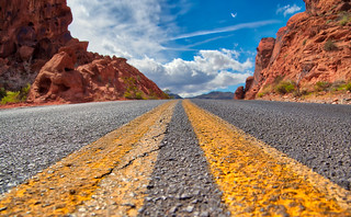 On The Road Again - Valley Of Fire - NV