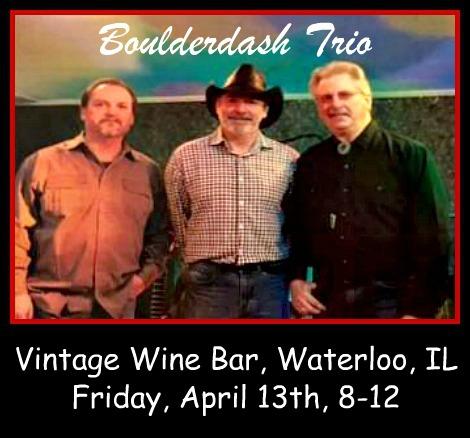 Boulderdash Trio 4-13-18