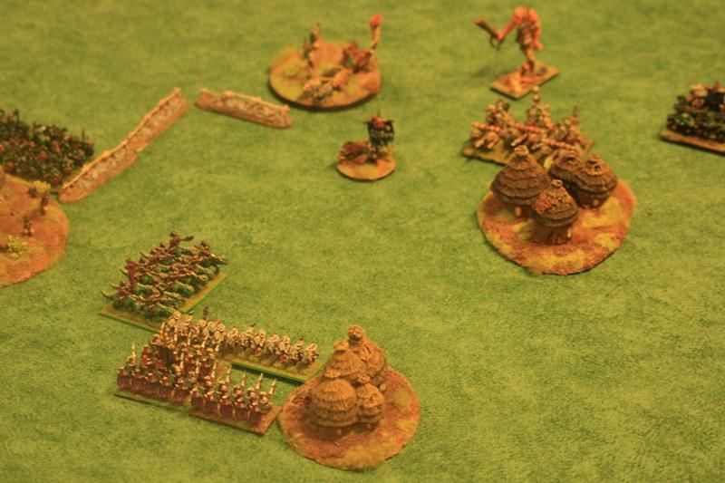 [1250 - Orcs & Gobs vs Elfes-Noirs] Attaque du village orc 27546815508_4f5d917630_c