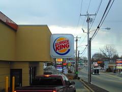 Burger King (Webster, Massachusetts)