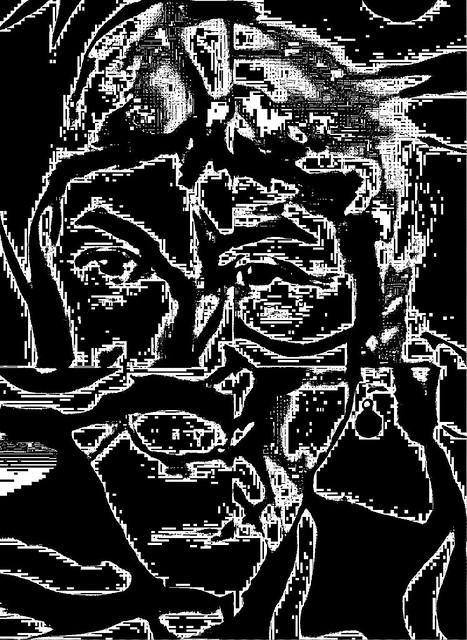 self portrait as a mask
