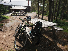 Table near Skansehytta - Til Tårnet_5182Edit