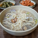 Korean Seafood Noodles.