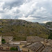 Panoramica di Matera dall'interno..