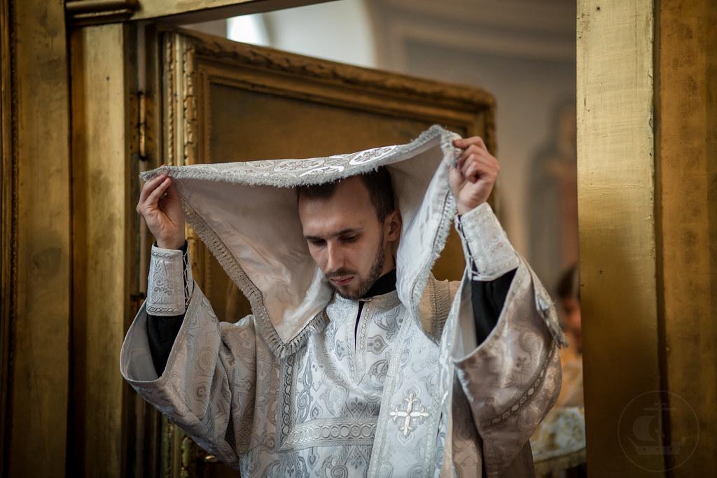 24 июня 2018, Божественная литургия. Неделя 4-я по Пятидесятнице / 24 June 2018, Divine Liturgy. 4th Sunday after Pentecost