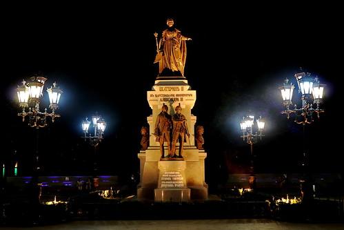 Simferopol, Monument to Elizaveta, 2018.06.20 (01)