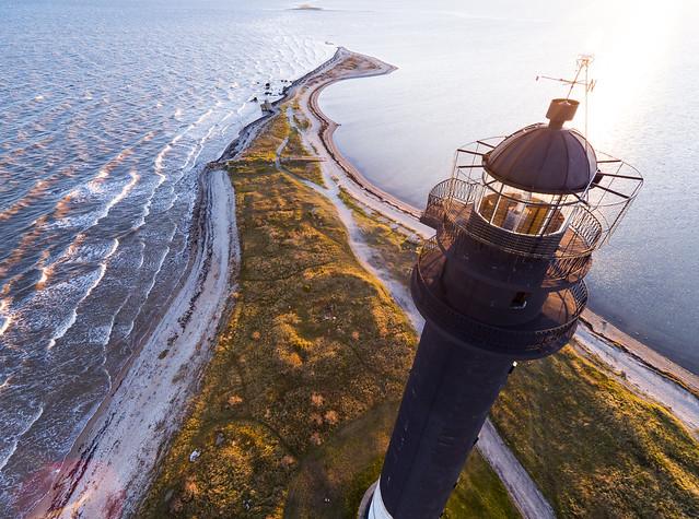 Sõrve lighthouse, Saaremaa island