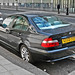 BMW 3-series E46 - 123 D 355 - Bulgaria Diplomat