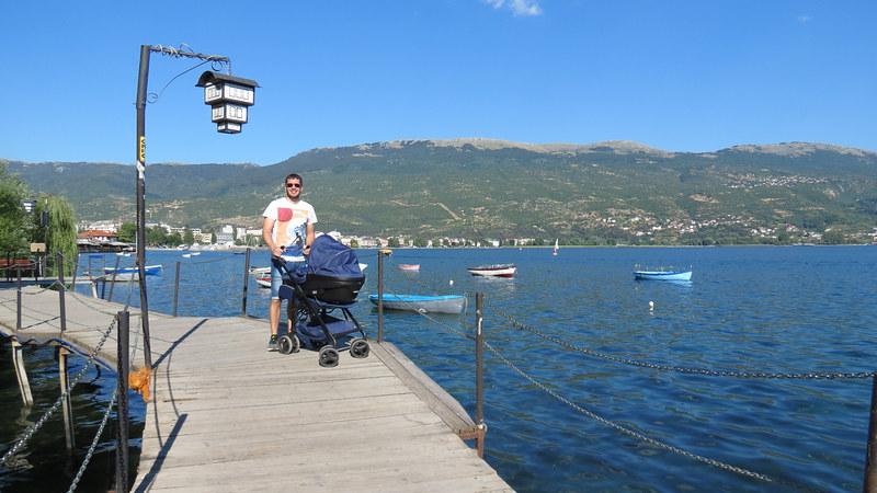Que ver Lago Ohrid Macedonia 10