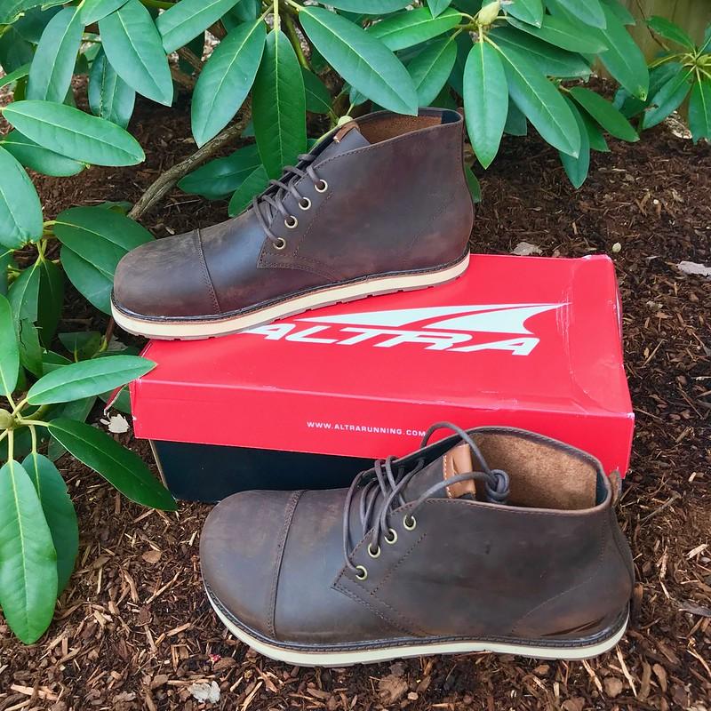 Kickin It In Altra Smith Boots Run Oregon
