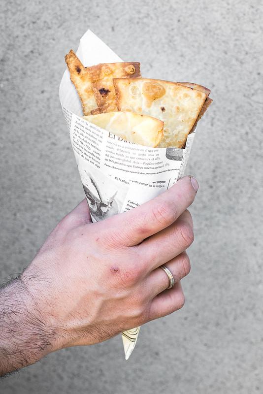 Piadina fritta